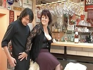 Big Tits Drunk Mature Natural