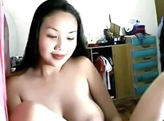 Asian Chinese Solo Teen Webcam Filipina