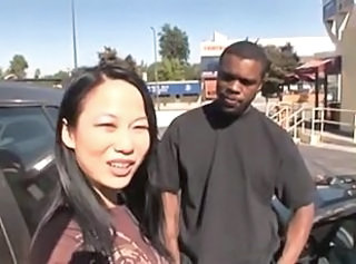 Asian Chinese Interracial Outdoor Public Teen Chinese