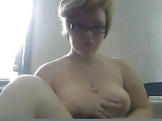 Chubby Glasses Teen Webcam