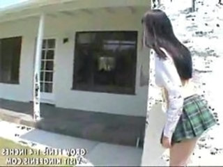 Outdoor Skirt Teen Sperm