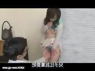 Asian Japanese  Small Tits Wife Housewife