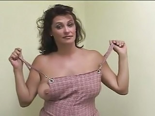 Big Tits  Mom Natural  Stripper