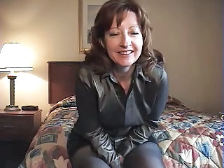 Amateur Homemade Mature Wife Hotel