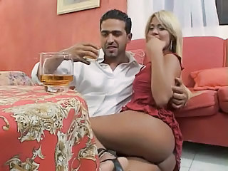 Amazing Ass Drunk Latina