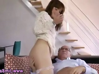 Babe Daddy Old and Young Teacher