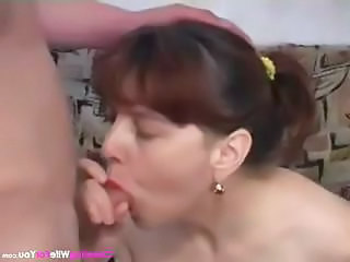 Blowjob Mature Wife Housewife
