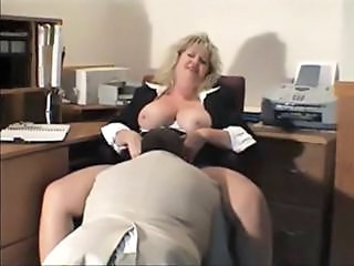 Big Tits Chubby Clothed Licking Mature Natural Office Older Secretary