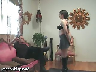Daddy Old and Young Slave Huge