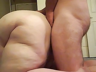 Amateur  Doggystyle Homemade Older Wife