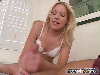 Amateur Girlfriend Handjob Teen