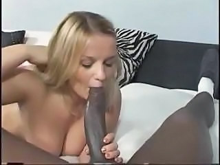 Blowjob Interracial  Monster
