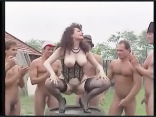 Farm Gangbang Hairy Lingerie  Outdoor Pornstar Stockings Vintage