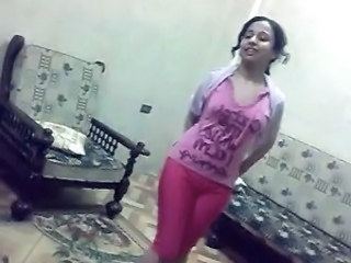 Amateur Arab Dancing Homemade