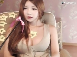 Amazing Asian Cute Korean  Solo Teen Webcam