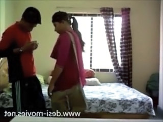 Amateur Girlfriend Homemade Indian Hotel