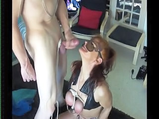 Bondage Fetish Slave Tied