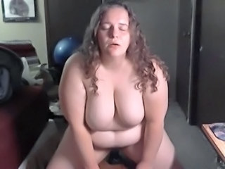Big Tits Masturbating  Natural  Solo Toy Webcam