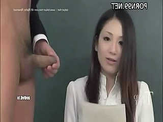 Asian Japanese  Small cock Teacher