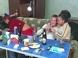 Swingers Drunk Russian