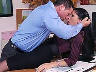 Clothed Kissing  Office Milf Office Office Milf