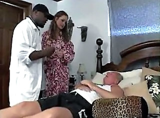 Cuckold Wife Doctor Interracial