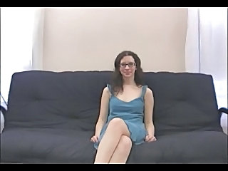 Casting Glasses Anal Casting Creampie Anal Glasses Anal