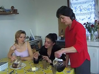 Family Amateur French French Amateur Family French Amateur
