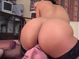 Facesitting Ass Femdom Stockings Stockings