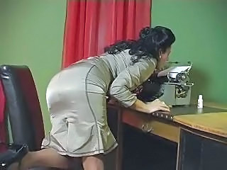 Secretary Brunette Office