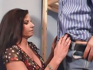 Clothed Brunette  Hairy Milf Milf Hairy