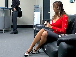 Legs Office Boss