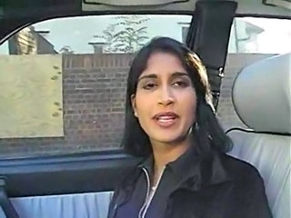 Indian Car  French Milf French