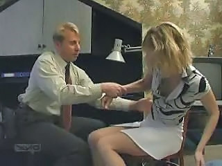 Forced Blonde Russian Forced