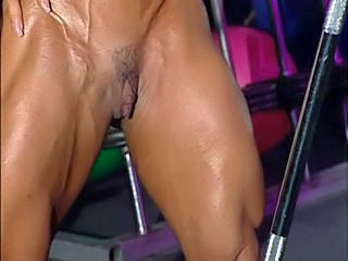 Muscled Pussy High Heels Mature Pussy