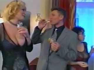 Mature Natural Vintage Drunk Mature Old And Young Lingerie Drunk Party