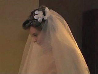 Bride Brunette Cute Russian Bride Sex Cute Brunette