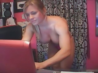 Muscled Webcam