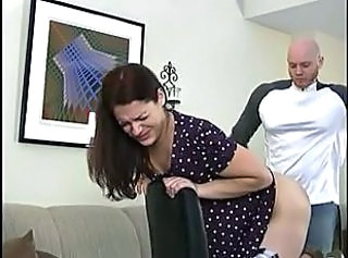 Pain Clothed  Wife Milf