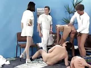 Orgy Groupsex Doctor Orgy