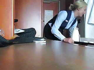 HiddenCam Uniform Maid Voyeur Hidden Hotel Hotel