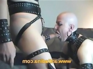 Piercing Goth Blowjob Fetish Latex