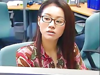 Chinese Asian Glasses Office Teen Asian Teen Teen Ass Chinese Glasses Teen Office Teen Teen Asian