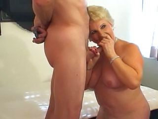 Granny Blowjob Granny Blonde Granny Sex