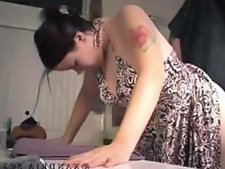 Pain Wife Anal Clothed Doggystyle Wife Anal