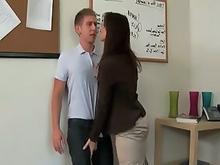 Old and Young Teacher Milf Anal Old And Young