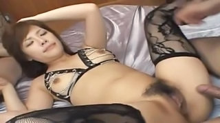 Hairy Chinese Lingerie
