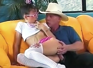 Daddy Daughter Anal Clothed Old and Young Teen Innocent