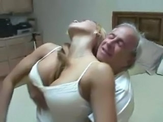 Daddy Daughter Forced Old and Young Big Tits