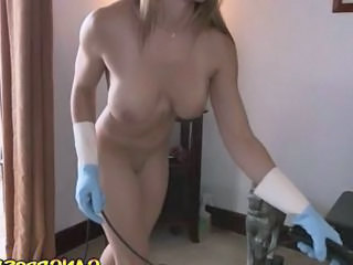 Amazing Maid Drilled